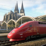 Tren ile ekonomik Avrupa turu